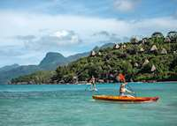 Watersports, Maia Resort & Spa, Mahe