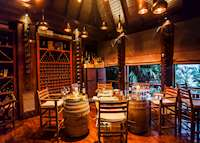 Wine Boutique Dining, Maia Resort & Spa, Mahe