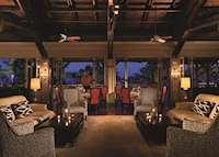 Coral Grill Restaurant, Four Seasons Resort Nevis, Nevis
