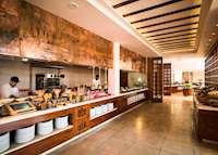 Journeys Restaurant, Anantara Peace Haven Resort & Spa , Tangalle