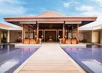 Lobby, Anantara Peace Haven Resort & Spa , Tangalle