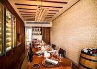 El Vino Restaurant, Anantara Peace Haven Resort & Spa , Tangalle