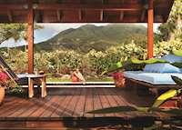 Spa pool, Four Seasons Resort Nevis, Nevis