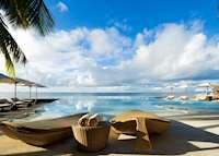 Infinity Pool, Huvafen Fushi , Maldive Island