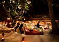 Destination Dining, Huvafen Fushi , Maldive Island