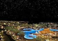 Aerial View, Qasr Al Sarab Desert Resort by Anantara, Abu Dhabi