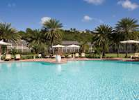 Pool, The Inn at English Harbour, Antigua