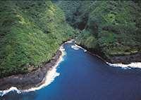 Te Pari peninsula, Tahiti