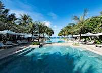 Main Infinity Pool, Layana Resort & Spa, Koh Lanta