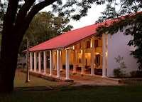 Hotel front, Cinnamon Lodge, Habarana