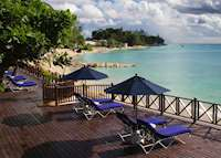 The Beach and Boardwalk, The Sandpiper, Barbados