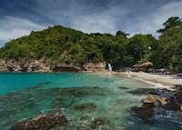 Beach, Cap Maison, Saint Lucia