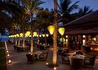Beach Restaurant at The Nam Hai,Hoi An