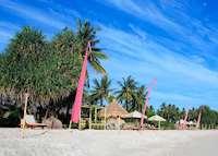 Tugu Lombok, Sire Beach
