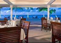 Ismay's Restaurant, Galley Bay Resort & Spa, Antigua