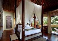Villa bedroom, Waka Gangga, Kerambitan