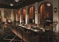Shahrazad restaurant, Al Husn, Shangri-La's Barr Al Jissah Resort, Muscat