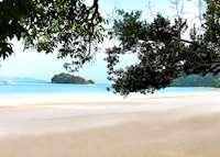 Beach, The Datai Langkawi , Langkawi