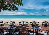 Sea Sky Restaurant, Layana Resort, Koh Lanta