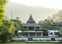 Wellness Pool, Layana Resort, Koh Lanta