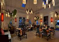 Saffron Restaurant, Banyan Tree Seychelles , Mahe