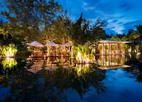 Ficus Restaurant, The Sarojin, Khao Lak