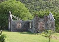 Cottle Church, Nevis, Saint Kitts & Nevis