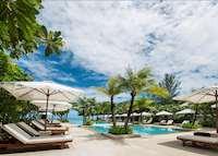 Main Infinity Pool, Layana Resort & Spa, Koh Lanta
