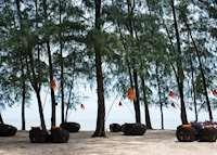 Sands Bar, Layana Resort & Spa, Koh Lanta