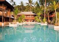 Pool, Anantara Rasananda Resort, Koh Phangan