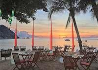 The Bistro @ The Beach, Anantara Rasananda Resort, Koh Phangan
