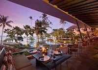 Full Moon restaurant, Anantara Bophut Koh Samui Resort , Koh Samui