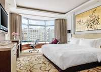 Superior City View room at The Langham , Hong Kong