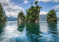 Cheow Lan Lake, Khao Sok National Park