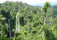 Sekumpul Waterfall near Munduk