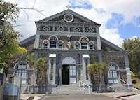 Church, Laborie, Saint Lucia