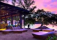 Beach Bar, The Andaman, Langkawi