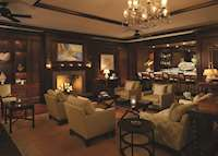 Library Bar, Four Seasons Resort Nevis, Nevis