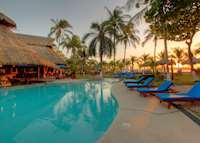 Pool, Bahia del Sol, Playa Potrero