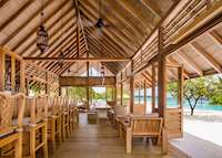 Faru Bar, COMO Cocoa Island, Maldive Island