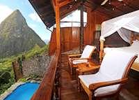 Hilltop Dream Suite, Ladera, Saint Lucia