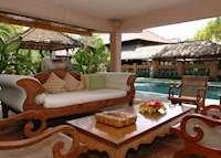 Pool Terrace, Tandjung Sari, Sanur