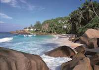 Intendance Bay, Banyan Tree, Seychelles