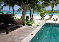 Beach Front Pool Villa, Paradee Resort, Koh Samet