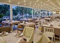 Restaurant, Kimera Lounge, Cirali