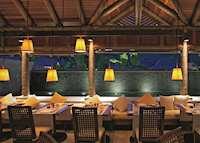 Corossol Restaurant, Constance Ephelia Resort, Mahe