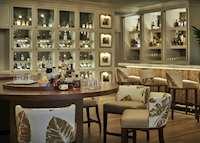 Rum bar, Four Seasons Resort Nevis