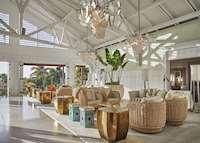 Lobby, Four Seasons Resort Nevis