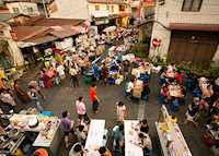 Malacca weekend market