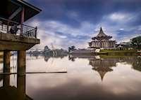 Darul Hana Bridge, Kuching